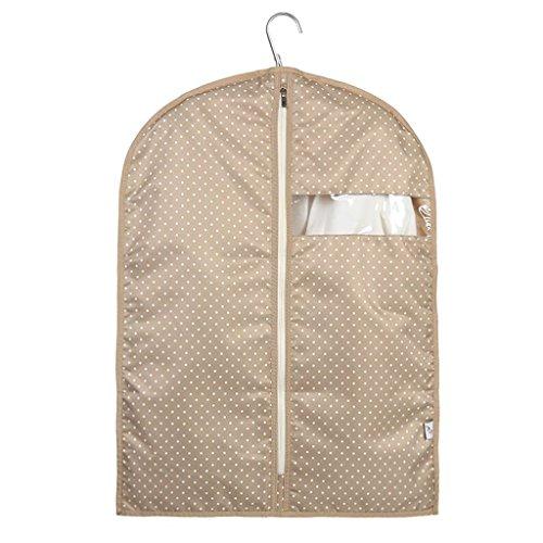 Xuan - Worth Another Gris 5 Pcs Vêtements Lavables Housse De Poussière Fenêtre Suit Couverture Haute Qualité Valise Sac Sac De Rangement (Taille : 60 * 100cm)