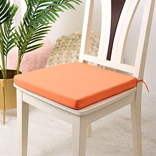 Chair Cushions Seat Pads Removable Outdoor Tie On Garden Patio Waterproof Seat Pad for Kitchen, Bedroom, Living Room, Garden, Terrace, Patio, Etc (Color : C)
