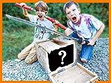 Ninja Weapons vs Mystery Treasure Box