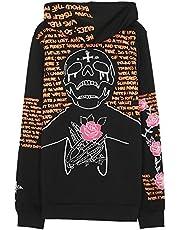 Sixth June SKULL HOODIE Heren sweatshirt