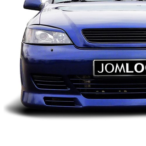 JOM Car Parts & Car Hifi GmbH 6320027OE Kühlergrill ohne Emblem, schwarz