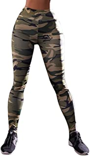 e3a14bbe86ad3 Plus Yoga Pants for Women, Women Workout Print Leggings Fitness Sports Gym  Running Yoga Athletic