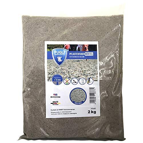 FUGLI Pflasterfugenmörtel 2 kg sand/neutral