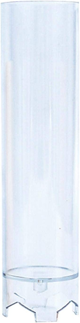 Earlyad Mail order cheap Manufacturer regenerated product Pillar Candle Mold Plastic for Cylindrical C