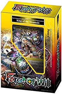 Force of Will - Light King of The Mountain Starter Deck -