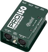 RADIAL ラジアル +4dB to -10dB ステレオコンバーター Pro-Iso