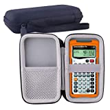 WERJIA Hard Carrying Case for Calculated Industries 4065/4080/4054 Advanced Construction Math Feet-inch-Fraction Calculator