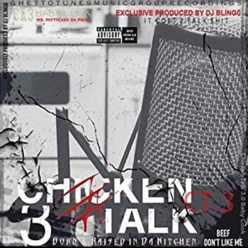Chicken Talk 3.0: Baby Cook Project