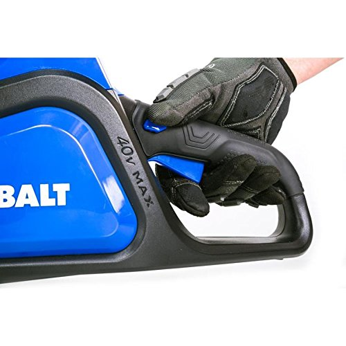 Kobalt 40-Volt Max 24-in Dual Cordless Hedge Trimmer (Battery Included)