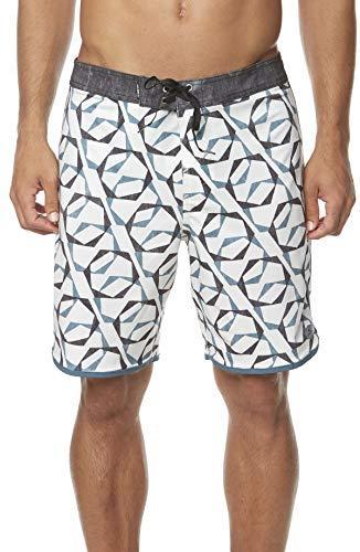 O'Neill Men's Hyperfreak Swim Boardshorts, 19 Inch Outseam
