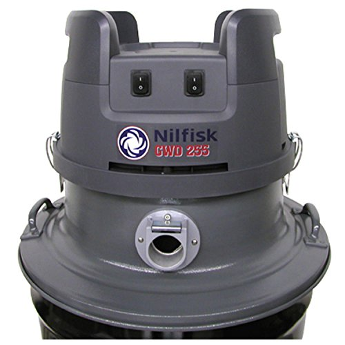 Learn More About Nilfisk VHS255 Wet/Dry HEPA Drum Top Vacuum Adapter
