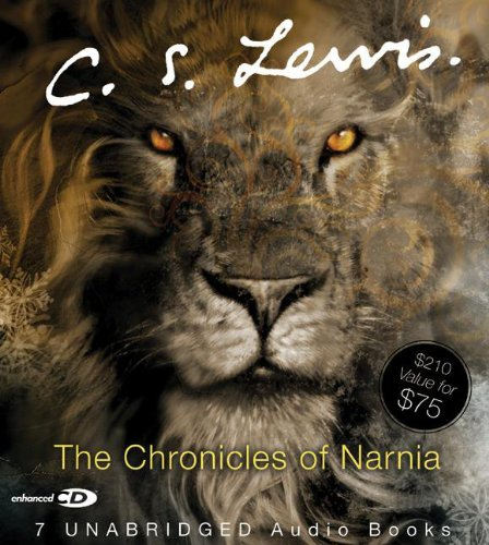 The Chronicles of Narnia Adult Box Set Audiobook By C. S. Lewis cover art