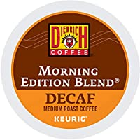 4-Boxes of 24-Count Diedrich Morning Edition Blend Decaf Medium Roast Single-Serve Keurig K-Cup Coffee Pods