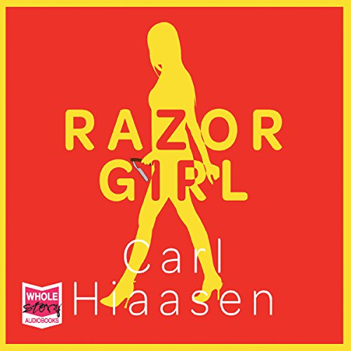 Razor Girl cover art