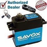 Savox SW-1210SG / 1210SG Waterproof Servo...