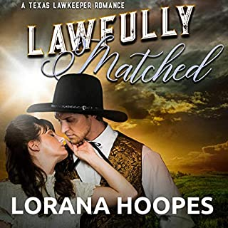Lawfully Matched     A Texas Sheriff Lawkeeper Romance              By:                                                                                                                                 Lorana Hoopes,                                                                                        The Lawkeepers                               Narrated by:                                                                                                                                 Daniel James Lewis                      Length: 2 hrs and 58 mins     12 ratings     Overall 4.7