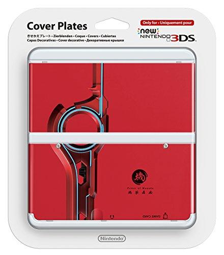 Kisekae Plate No.059 (Xenoblade) [Nintendo 3ds]