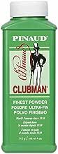 Clubman Powder - White, 4 oz