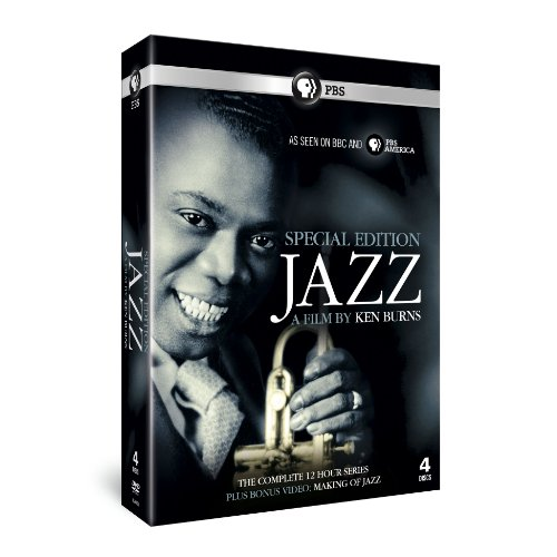 Jazz - A Film by Ken Burns - 4 DVD BOXSET [Region 2 UK]