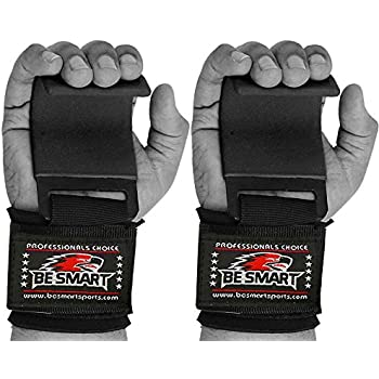 Cheap Sports Besmart Wrist Straps Wraps Hook Weight Lifting Training Gym Bar Lift Support Gloves Uk Compare Prices For Cheap Sports Prices