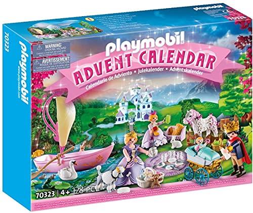 Playmobil Calendrier de l'Avent 'Pique-Nique Royal multicolore 70323 de 4 ans