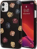 Coach Protective Case for iPhone 11 Pro Max (Dreamy Peony Rainbow/Black, iPhone 11 Pro Max 6.5')
