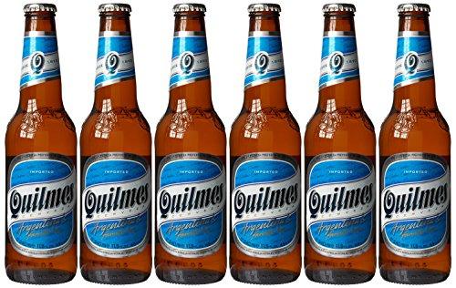 Quilmes Cerveza Botella 34cl 4.9º Paquete 6