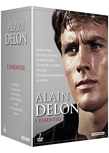 Alain Delon (7 Dvd) [Edizione: Francia]
