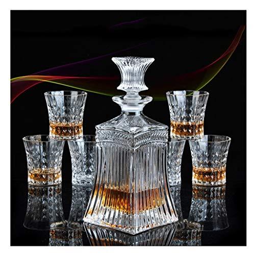 LDG Whisky Cup Wijn Glas Pak Huishoudelijke Transparant Kristal Glas Rode Wijn Champagne Glas Lege Wijn Fles Wijn Separator Decanter