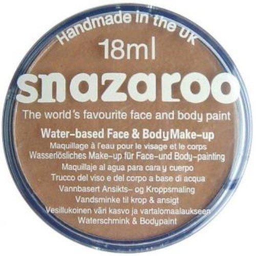 Amscan International Snazaroo Classic Colour 18ml - Light beige