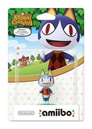 Nintendo Wii U: Amiibo Animal Crossing Girolamo Figurina