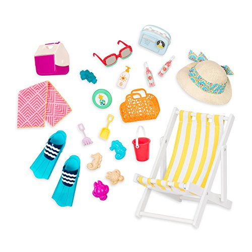Our Generation Deluxe Beach Set