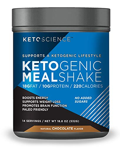 Ketoscience Ketogenic Meal Shake