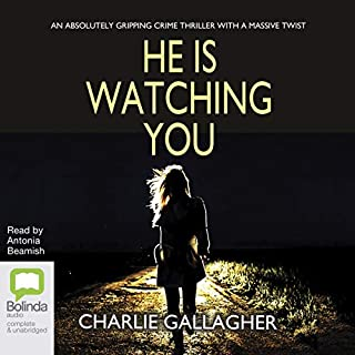 Couverture de He Is Watching You