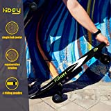 Hiboy S11 Electric Skateboard with Wireless Remote, E-Skateboard Max Speed 12.4 mph, Range 6-9 Miles, 350W Motor Eskateboard for Adults Teens (Upgraded Version)