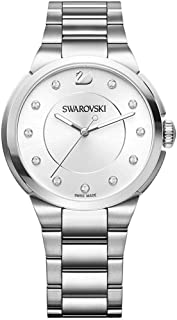 Ladies' Swarovski Crystal City Simple White Bracelet Watch 5181632