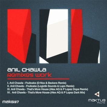 Anil Chawla Remixes Work