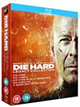 Die Hard 1-5: Legacy Collection