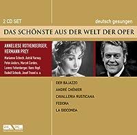 Der Bajazzo Andre Chernier & More