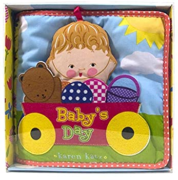 Baby s Day  Cloth Book