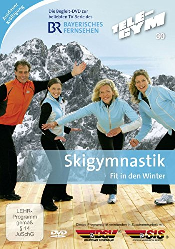 TELE-GYM 30 Fit in den Winter - Skigymnastik