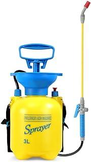 Lawn and Garden Sprayer,Pump Pressure Spray Bottle Watering Can with Shoulder Strap for Herbicides, Pesticides, Fertilizer...