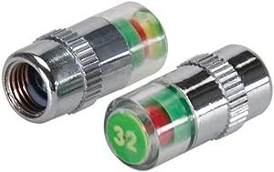 Silverline 804147 Tyre Pressure Guard Set