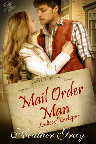 Book: Mail Order Man by Heather Gray