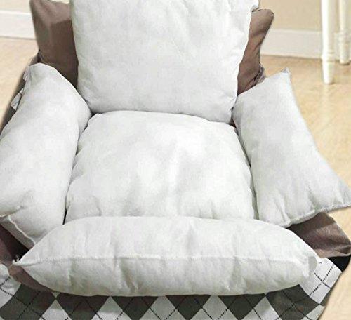 Orienexペットマット耐噛み素材使用柔らかいイヌ猫ベッド動物用品洗濯可能(M,チェック柄・グレー)