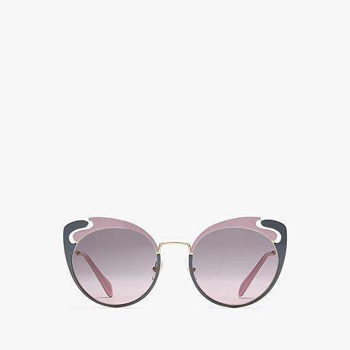 Pale Gold/Alabaster/Grey/Pink Gradient/Grey