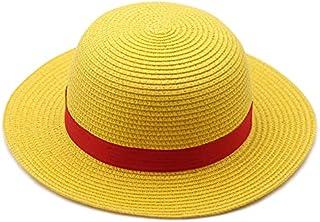 Hat Cosplay Accessories Straw Hat,Beach Hats Women,Hats Men,Sun Hats for Women UV Protection