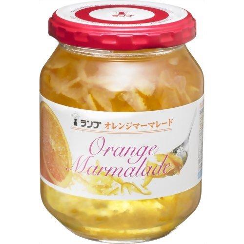 キユーピー アヲハタ『ランプ オレンジマーマレード』