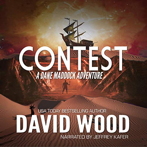 Contest: A Dane Maddock Adventure cover art