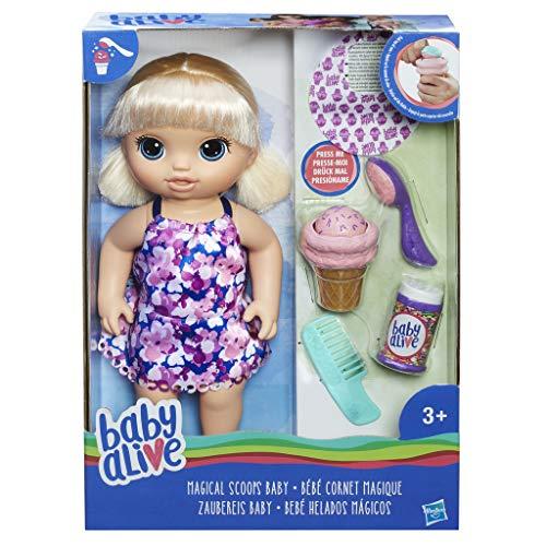 Hasbro Baby Alive C1090EU4 - Zaubereis Baby, Puppe